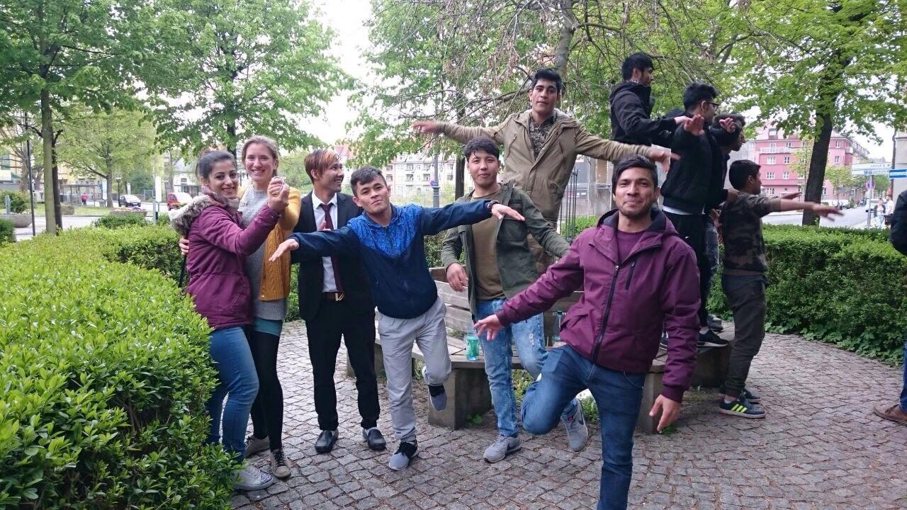 Jugendevent Face2Face mit 90 Teilnehmenden