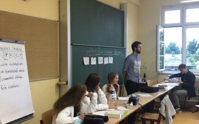 """Demokratie lebt: Planspiel """"Stadtrat"""" an Schulen in Sachsen!"""